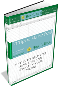 Excel Tips & Tricks eBook