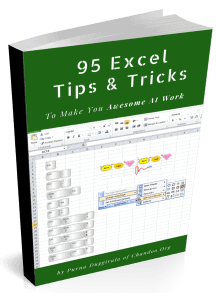 Excel 95 Tips & Tricks