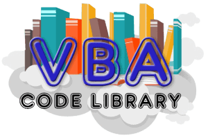 Excel VBA Code Library