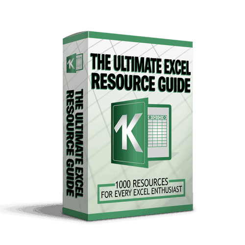 Excel Resource Guide