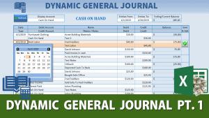 General Journal Pt1