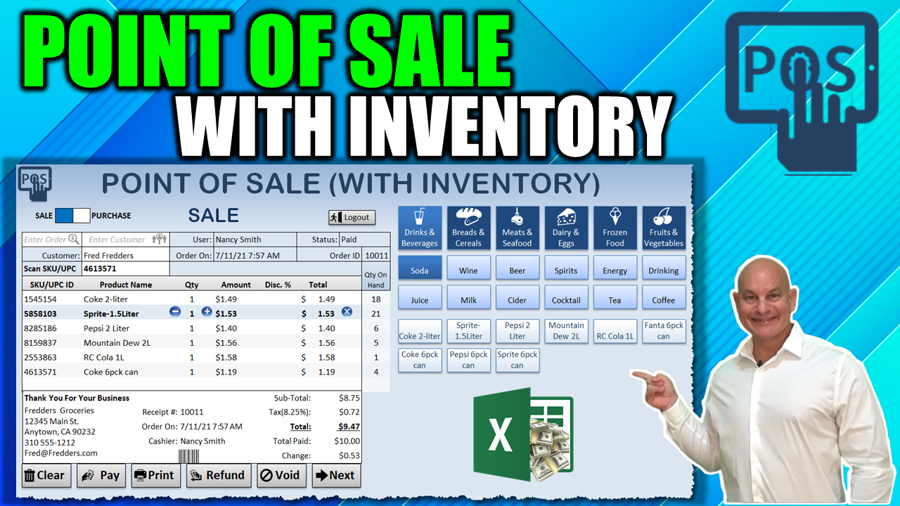 POS With Inventory